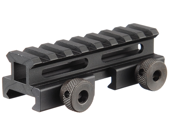 "Valken 3/4"" Riser Mount - Tactical - 8 Slot (80528)"