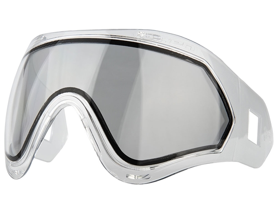 Valken Dual Pane Anti-Fog Ballistic Rated Thermal Lens For Identity/Profit Masks (PolarEyezed)
