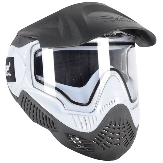 Valken Tactical Annex MI-9 Full Face Airsoft Mask - White