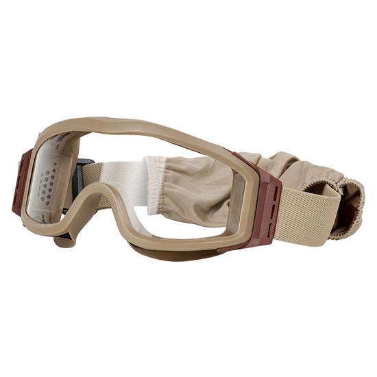 Valken Tactical V-Tac Tango Airsoft Goggles - Tan