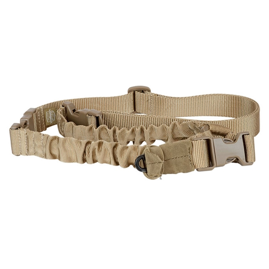 Valken Tactical Kilo Single Point Airsoft Rifle Sling - Tan