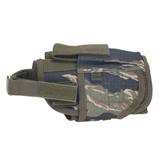 Valken Tactical Raptor Pistol Holster - Tiger Stripe