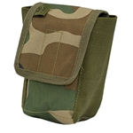 Valken Tactical Vest Accessory Pouch - Grenade ( Woodland )