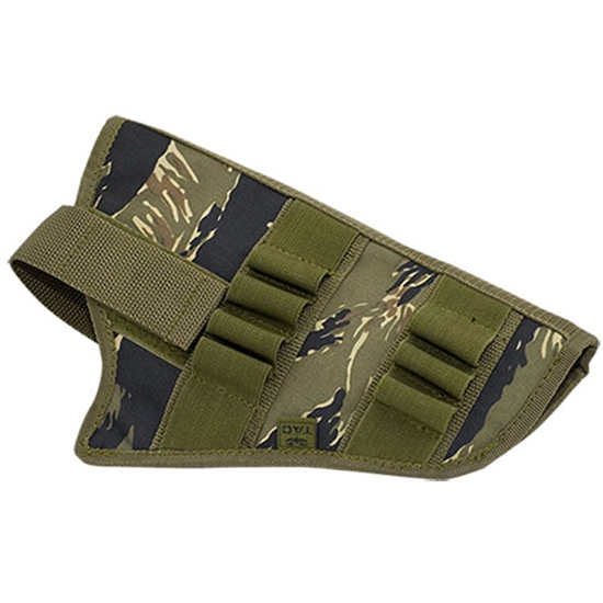 Valken Tactical Vest Accessory Pistol Holster - Universal ( Tiger Stripe )
