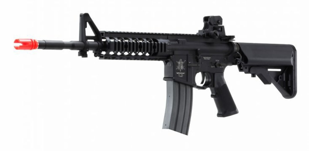 VFC AEG M4ES FIGHTER 2 vfc m4es fighter full metal m4 ris airsoft aeg rifle  at n-0.co