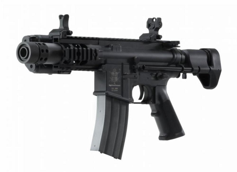 VFC AEG M4ES STINGER 2 m4 sb xs bk01 vfc m4es stinger metal m4 ris cqb airsoft aeg gun  at alyssarenee.co