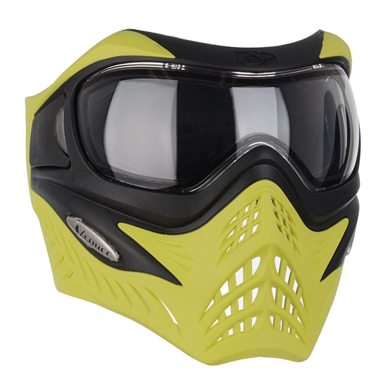 V-Force Tactical Grill Airsoft Mask - Black/Lime