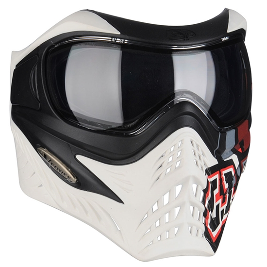 V-Force Tactical Grill Airsoft Mask - GI Logo White