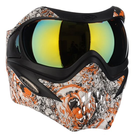 V-Force Tactical Grill Airsoft Mask - Grizzly