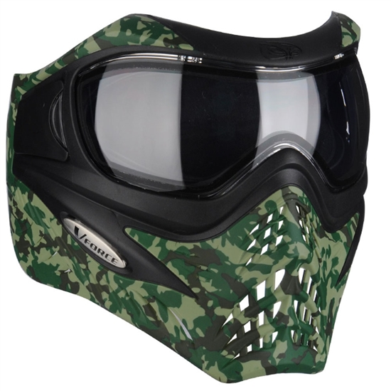 V-Force Tactical Grill Airsoft Mask - Jungle
