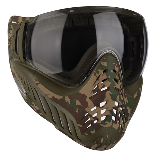 V-Force Tactical Profiler Airsoft Mask- Woodland Camo