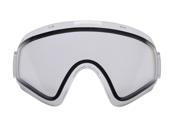 V-Force Dual Pane Anti-Fog Ballistic Rated Thermal Lens For Profiler Masks (Clear)
