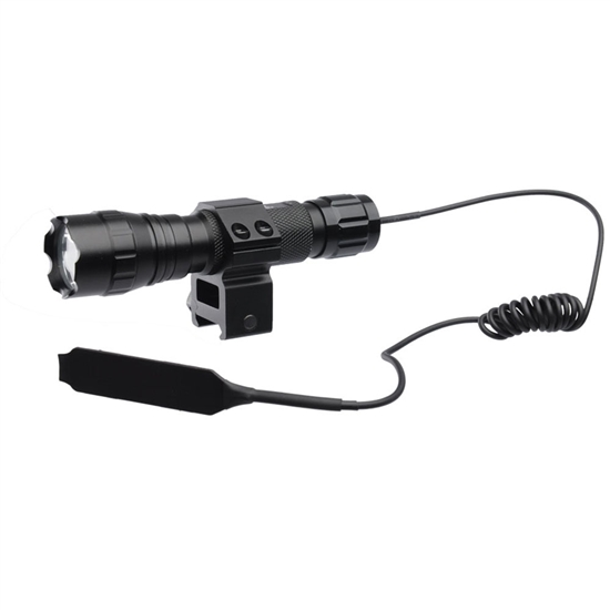 Warrior Tactical Flashlight w/ Pressure Switch