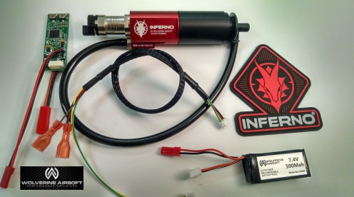 WOLVM249PRMINFERNO 2 wolvm249prminferno wolverine airsoft premium inferno hpa m249  at edmiracle.co