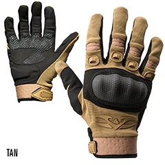 Zulu-Glove-T Valken Zulu Hard Knuckle Tactical Gloves Tan 2X-Large