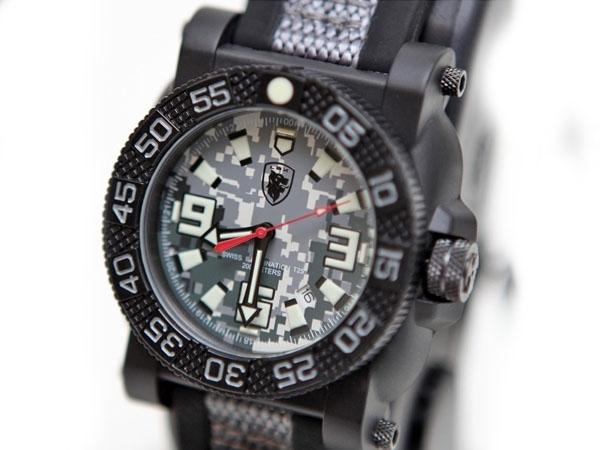 Lbx 3000 Lbx Tactical Reactor Watch Limited Edition Black