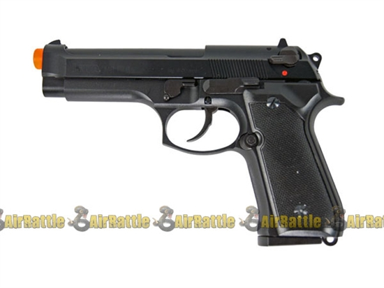 KWA Full Metal M9 PTP Gas Airsoft Pistol Blowback Hand Gun