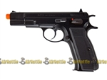 KWA Full Metal KZ75 Gas Airsoft Pistol Blowback Hand Gun