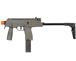KWA KMP9 Gas Blowback SMG Airsoft Gun ( Ranger Grey )
