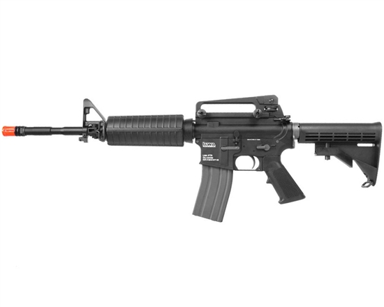 KWA LM4 PTR Gas Blowback M4 Airsoft Rifle