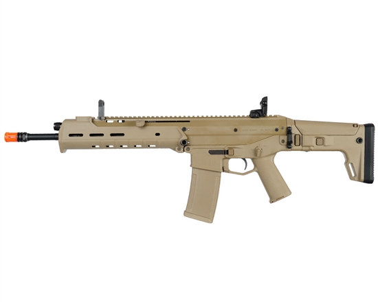 KWA Masada PTS Gas Blowback Airsoft Rifle (Dark Earth)