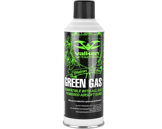 Valken Airsoft Green Gas