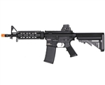 KWA KM4 SR7 Full Metal Airsoft Gun M4 Carbine AEG - Black