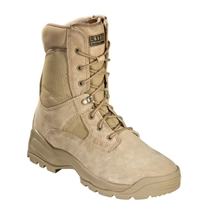 "5.11 Tactical A.T.A.C. 8"" Side Zip Boot ( Coyote )"
