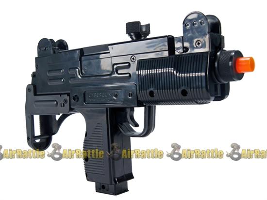 Warrior UZI Full Auto AEG Airsoft SMG Gun