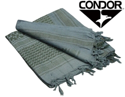 Condor Tactical Shemagh Face, Neck, and/or Head Wrap ( FOLIAGE / GREEN )