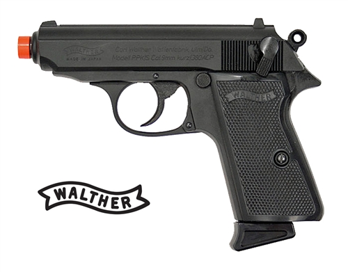 maruzen walther ppk airsoft gas blowback pistol licensed by umarex rh airrattle com Walther PPK Walther PP Box