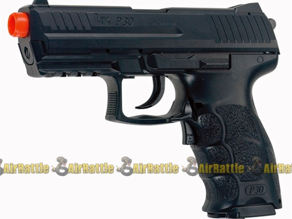 H&K Electric P30 Airsoft Full-Auto Blowback Pistol Officially licensed By  Umarex