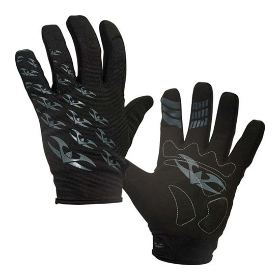 30554 Valken Sierra Tactical Gloves Black Medium
