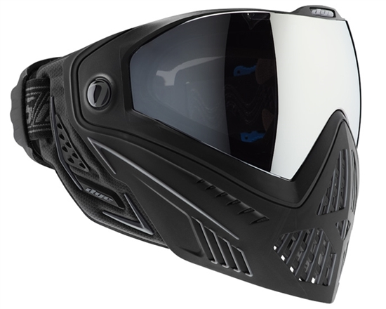 Dye i5 Airsoft/Paintball Mask - Onyx