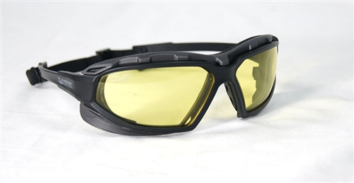V-TAC Echo Airsoft Safety Glasses w/ Amber Lens