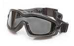 V-TAC Sierra Airsoft Safety Goggles w/ Smoked Lens