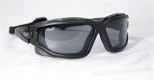 V-TAC Zulu Airsoft Anti-Fog Safety Glasses w/ Smoke Lens