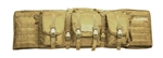 "Valken 42"" Deluxe MOLLE Double Padded Rifle Case (Tan)"