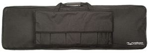 "Valken 42"" Padded Airsoft Gun Case w/ External Pockets ( Black )"