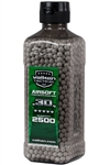 57230 Valken Tactical .30g Heavyweight 6mm Precision Seamless Airsoft BBs (2500)