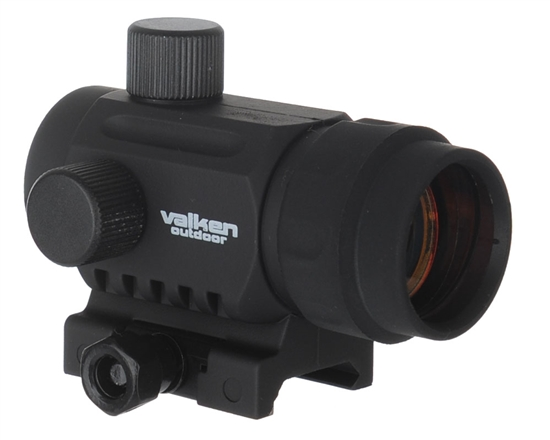 Valken Tactical Adjustable Mini Red Dot Sight Black