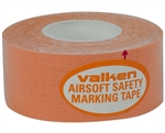 Valken 2.5cm*3m Airsoft Safety Tape ( Orange )