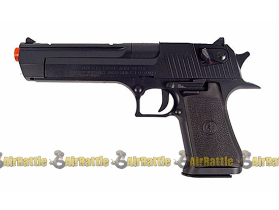Desert Eagle Airsoft Gas Pistol .50AE Magnum Blowback Fully Licensed Hand Gun