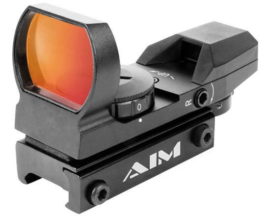 Aim Sports Sight - Reflex 1x34mm (RT4-01)