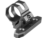 "Aim Sports Mount - 1"" 45 Degree Offset Keymod For Flashlights & Laser Sights (AKMC03)"