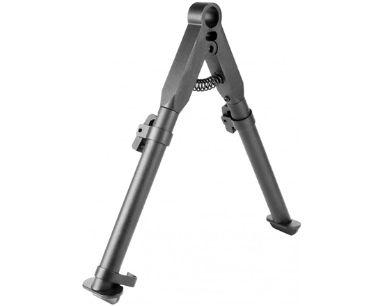 Aim Sports Bipod - Barrel Clamp Style for AK/SKS Rifles (BPAK)