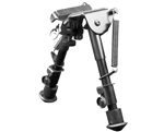 Aim Sports Bipod - H-Style Spring Tension (Short) (BPHS01)