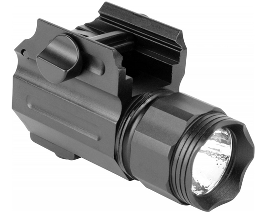 Aim Sports Flashlight - Compact 330 Lumens (FQ330C)