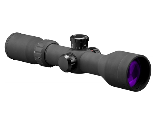 Aim Sports Rifle Scope - XPF Series - 3-9x42mm w/ Range Finder Reticle (JXPFER3942G)