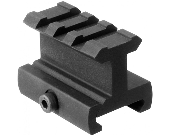 Aim Sports Riser Mount - AR-15 Style - High (ML111)